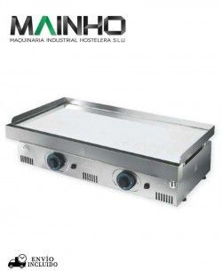 Plancha a Gas Cromo Duro ECO-750 CD Mainho