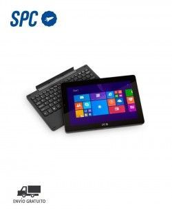 "Tablet SPC WINBOOK 10.1"" IPS con Teclado"