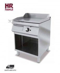Fry-top 550 FT5506ECR HR Estante 600 Cromo