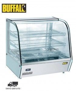 Vitrina Caliente Vending 120L CD231 Buffalo