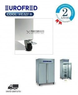Kit 4 Ruedas Armario Inox 1400 TN-BT y 700 TN-BT Cool Head