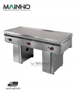 Fry-Top a Gas FC-180 / 7 TY  TEPPANYAKI Mainho