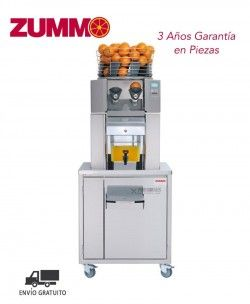 Exprimidor Z14 SERVICE Cabinet Zummo