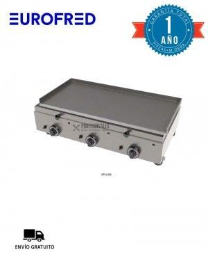 Plancha GAS 1PL006 Eurofred Profesional