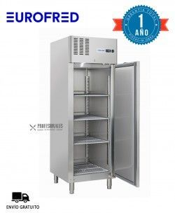 Armario Profesional Gastronorm INOX RC 640 Cool Head Eurofred
