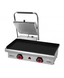 Plancha a Gas + Grill Sandwichera Adaptada ECO-75-PV SW-35 Mainho